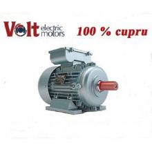 Motor electric trifazat Volt Motor 5.5 KW Turatii 1500 RPM 100% cupru