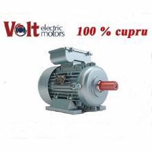 Motor electric trifazat Volt Motor 7.5 KW Turatii 1500 RPM 100% cupru